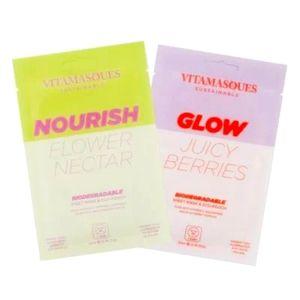 💸 3/$20 Vitamasques Face Sheet Mask
